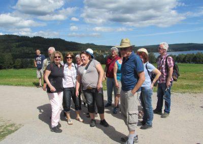 Sommerausflug Schluchsee