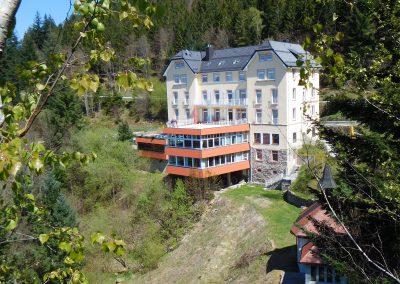 Eventhaus Wiedenfelsen im Bühlertal