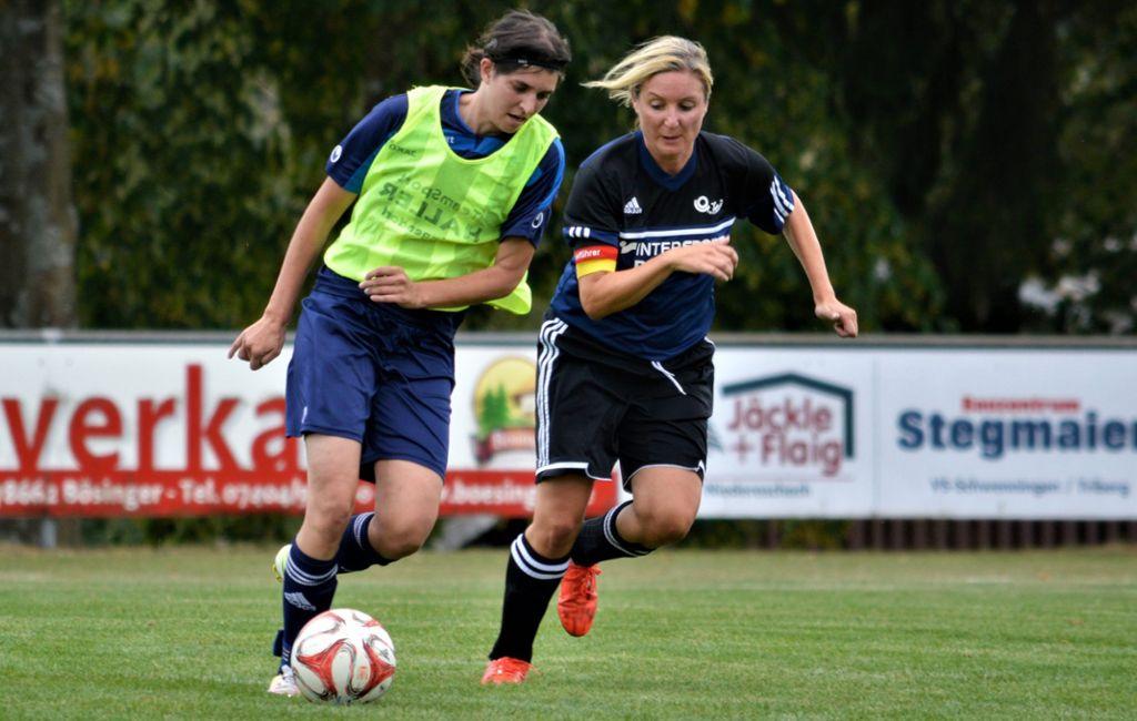 Carina Klatt kickt in der Gehörlosen-Bundesliga