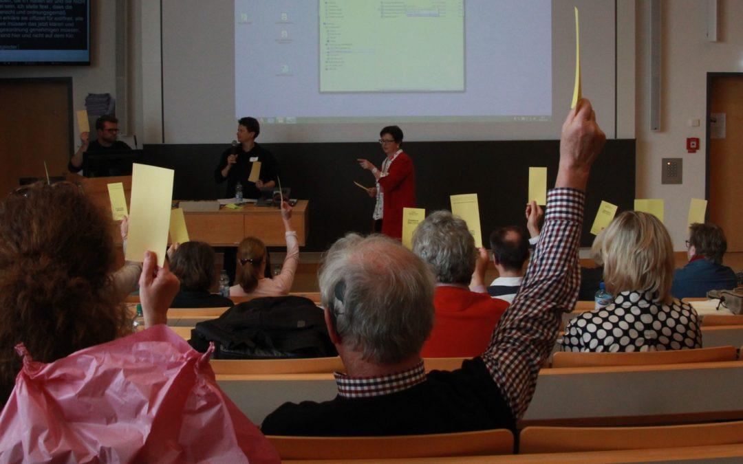 Mitgliederversammlung 11. September 2021