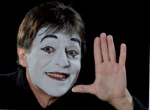 Nachholtermin – Pantomime mit Jomi